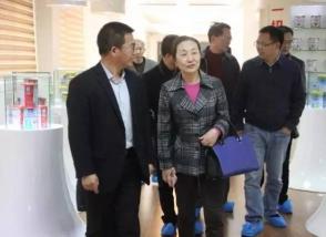 中国奶业协会领导莅临明一国际现场视察,为明一奶粉品质点赞